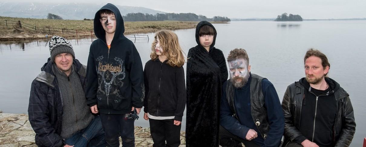 Η σκωτσέζικη αστυνομία διασώζει metal fans νομίζοντας πως ετοιμάζονται να … αυτοκτονήσουν