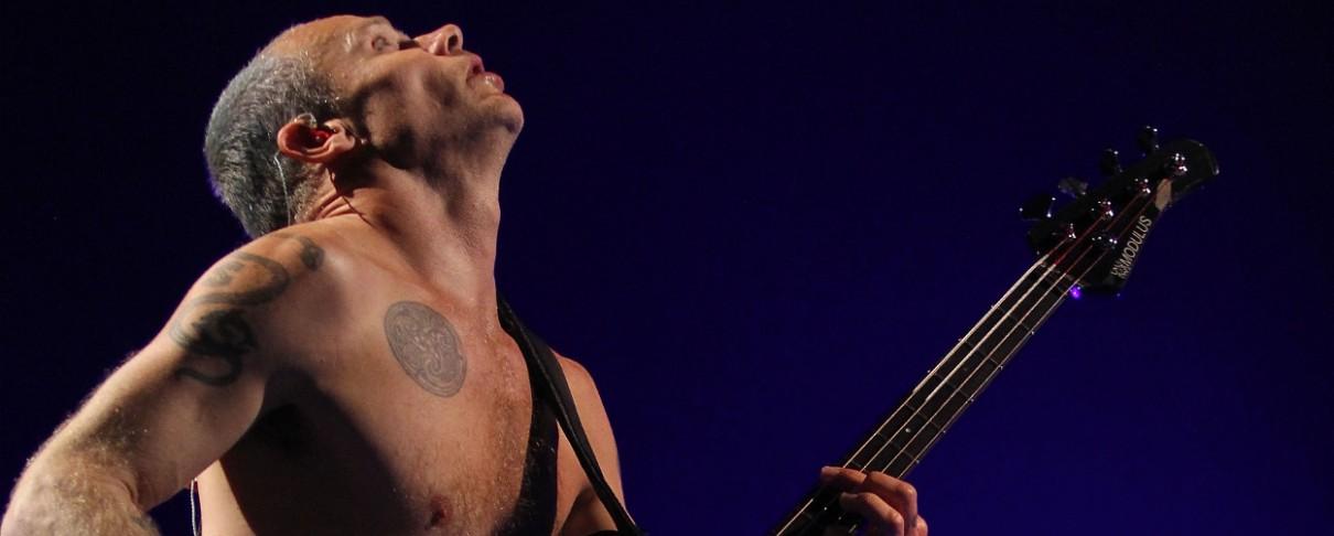 Flea: «Υπήρξαν φορές που έφτασα κοντά στο θάνατο»