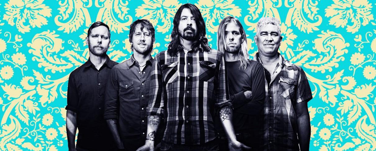 H σουρεαλιστική λίστα αντικειμένων που απαγόρευσαν οι Foo Fighters σε συναυλίες τους