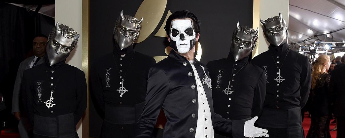 """To επίσημο video του """"Dance Macabre"""" των Ghost"""