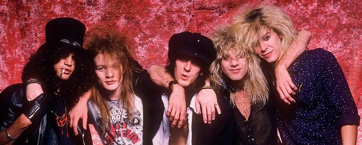 """""""Shadow Of Your Love"""": Ακούστε το ακυκλοφόρητo κομμάτι των Guns N' Roses"""