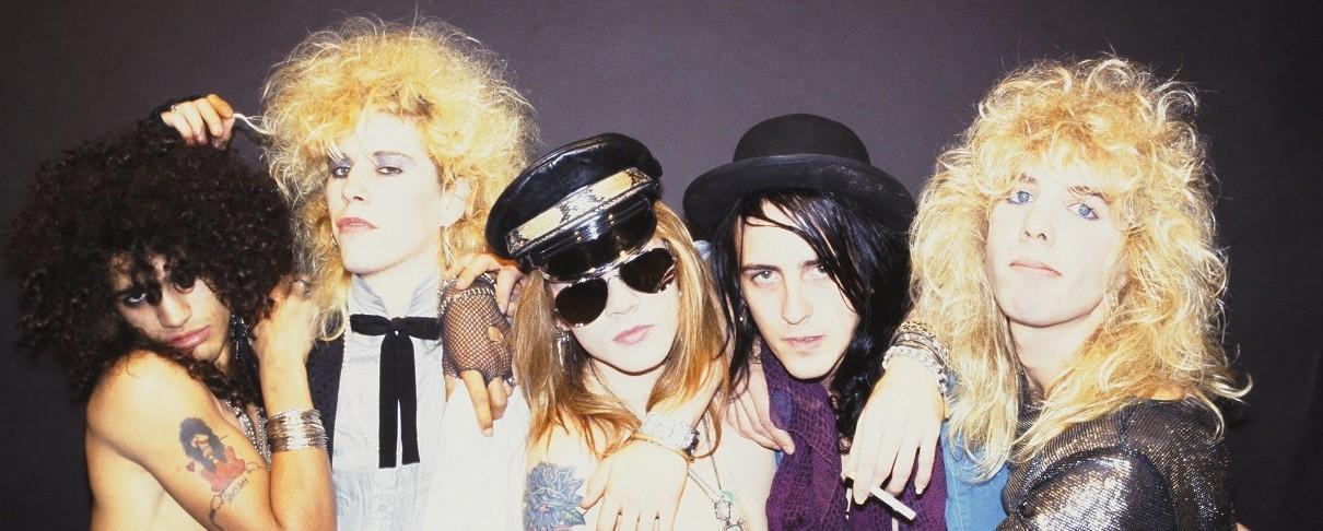 """It's So Easy"": Το ακυκλοφόρητο video των Guns N' Roses"