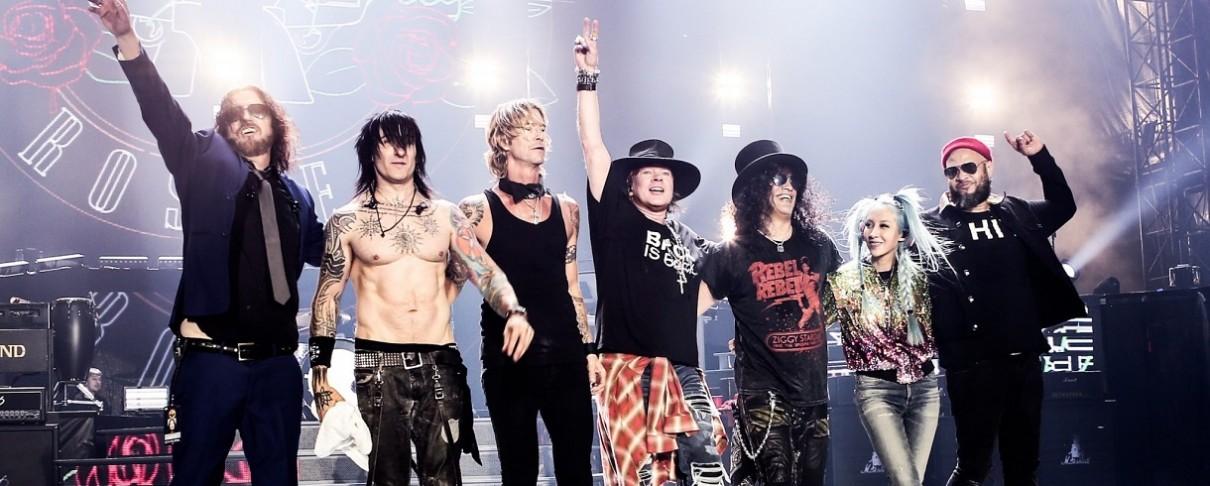 Οι Guns N' Roses διασκευάζουν Velvet Revolver