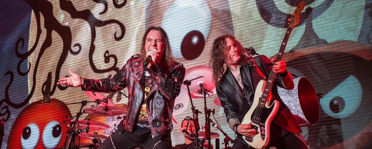 Οι Helloween ανακοινώνουν ένα live και ένα στούντιο άλμπουμ