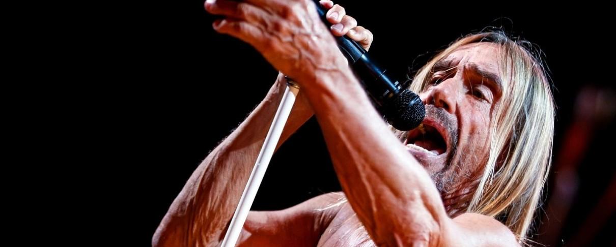 """Ο Iggy Pop αφηγείται την ιστορία του… """"Punk"""""""