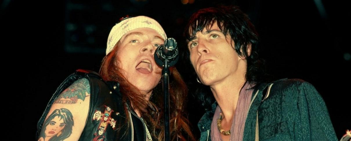 «Ο Izzy Stradlin έδενε τους Guns N' Roses»