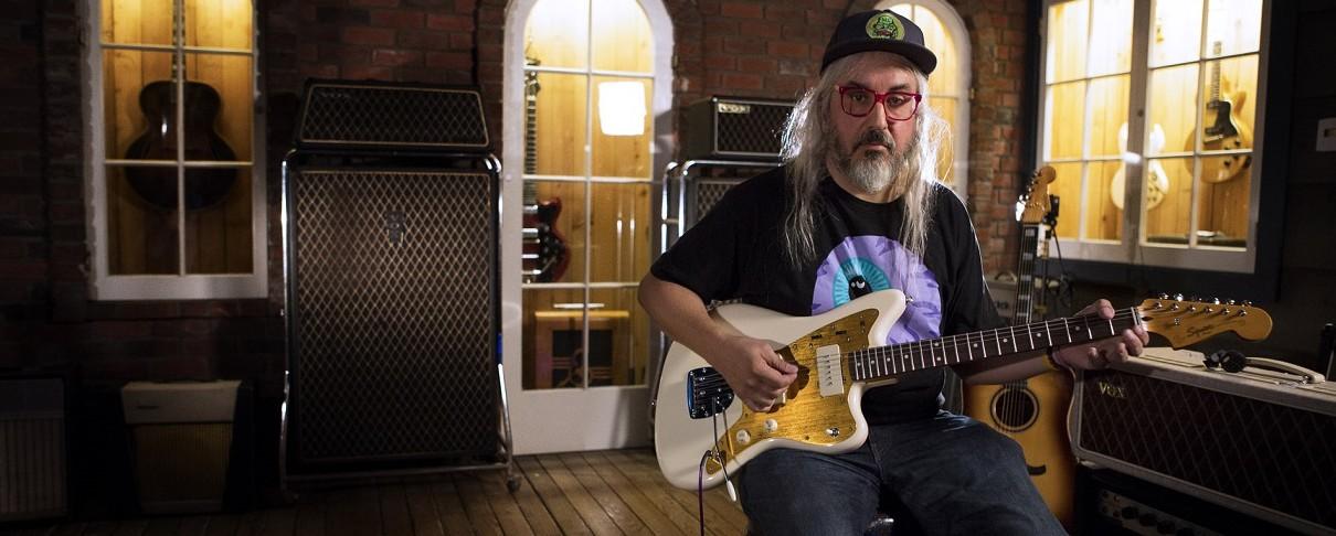 O J Mascis των Dinosaur Jr. διασκευάζει Led Zeppelin