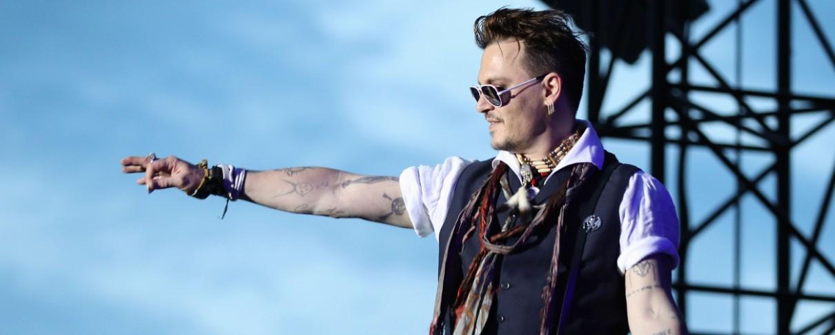Ο Johnny Depp στους Stone Temple Pilots;