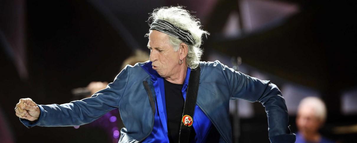 Keith Richards: «Τα ναρκωτικά είναι βαρετά»