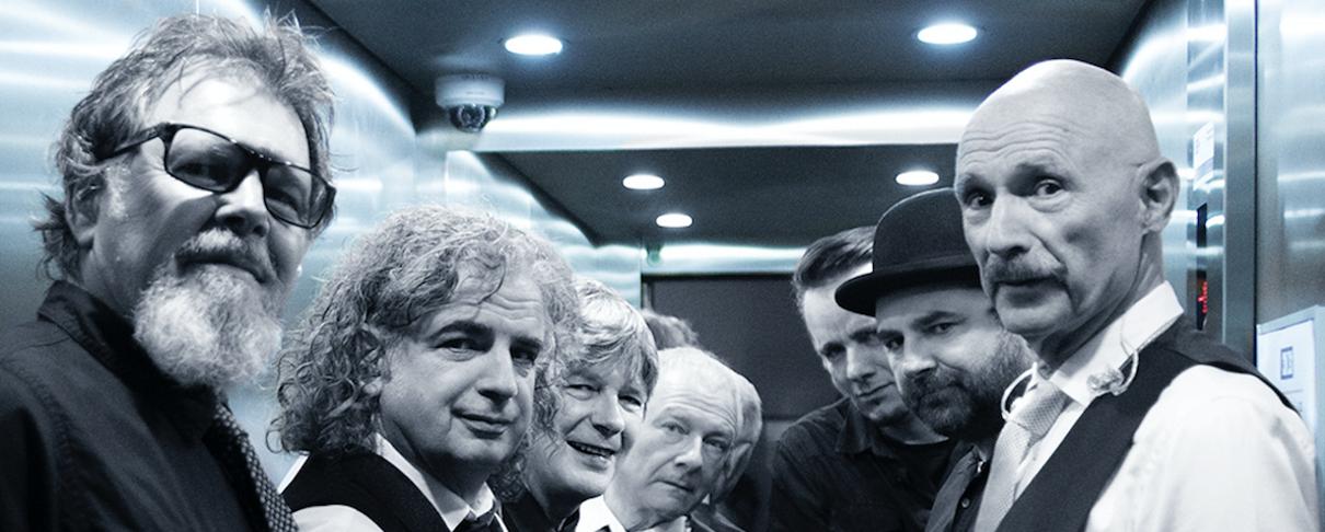 Οι King Crimson ανακοινώνουν νέο live άλμπουμ