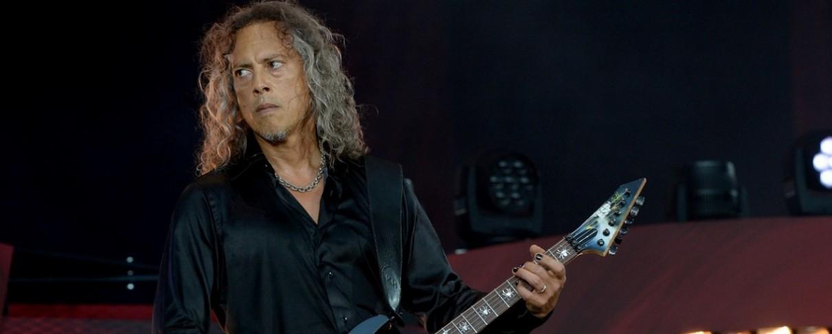 To πιθανό σόλο project του Κirk Hammett