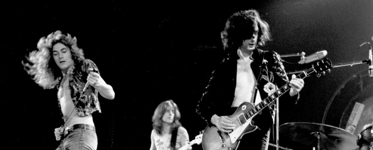 """Οι Led Zeppelin επανακυκλοφορούν το """"How The West Was Won"""""""
