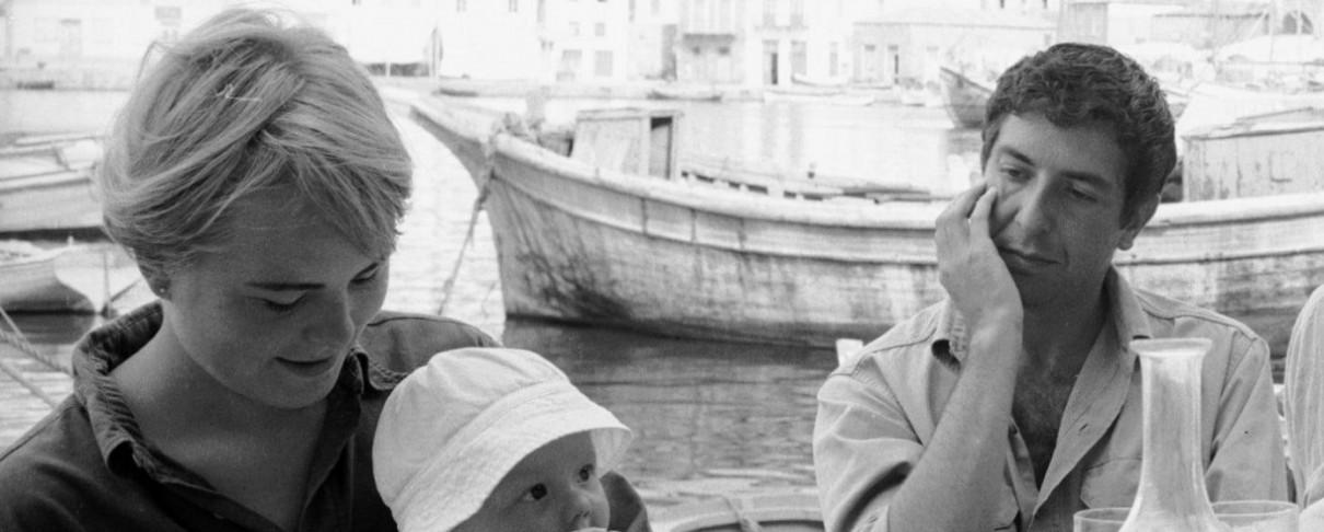Ένα ντοκιμαντέρ για τον μεγάλο έρωτα του Leonard Cohen