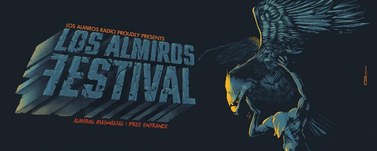 Τριήμερο το φετινό Los Almiros Festival