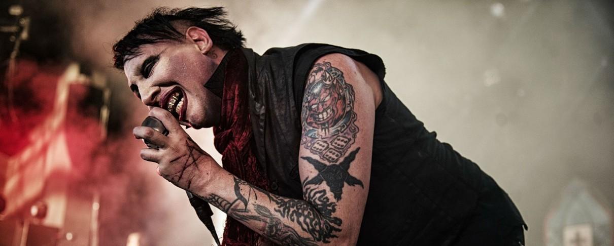 O Marilyn Manson πουλάει δονητές διακοσμημένους με το πρόσωπό του