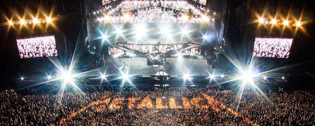 Ο μάνατζερ των Metallica αποκαλύπτει: Γιατί τριπλασιάστηκε η τιμή του εισιτηρίου;