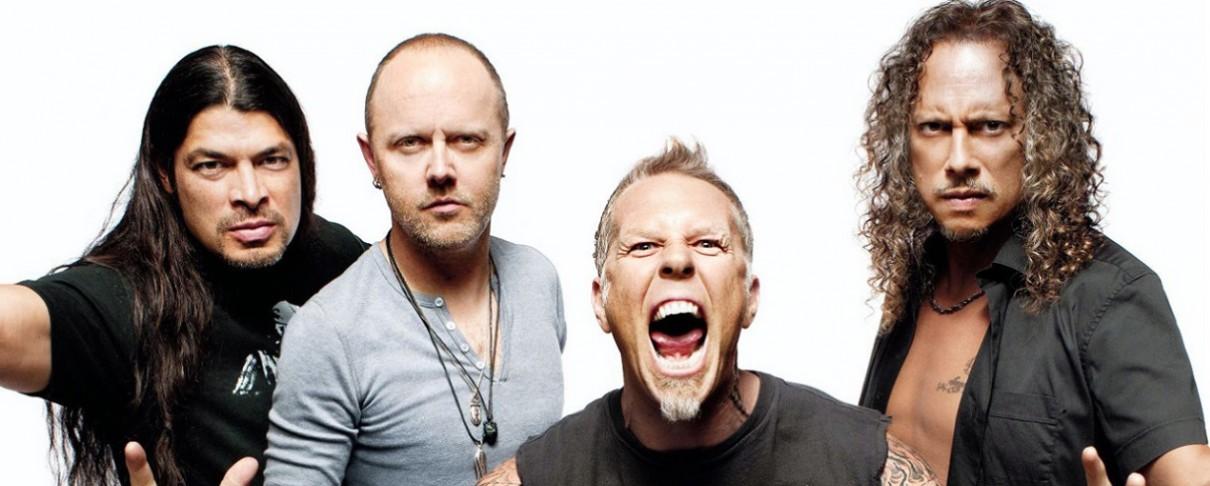 Μια συλλογή με ρολόγια χειρός από τους Metallica