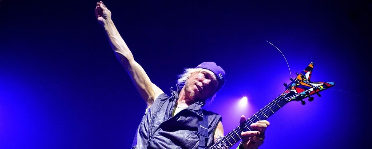 Michael Schenker: «Η εποχή που απέρριψα τους Rolling Stones...»