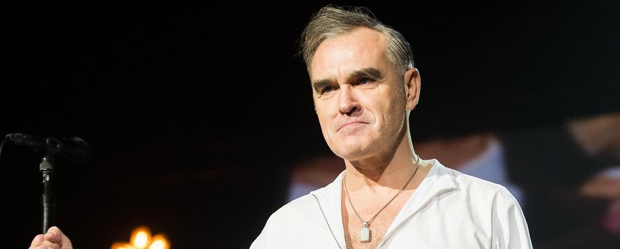 Ακυκλοφόρητο κομμάτι του Morrissey έρχεται στο φως της δημοσιότητας