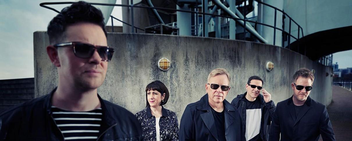 Οι New Order στο Release Athens Festival