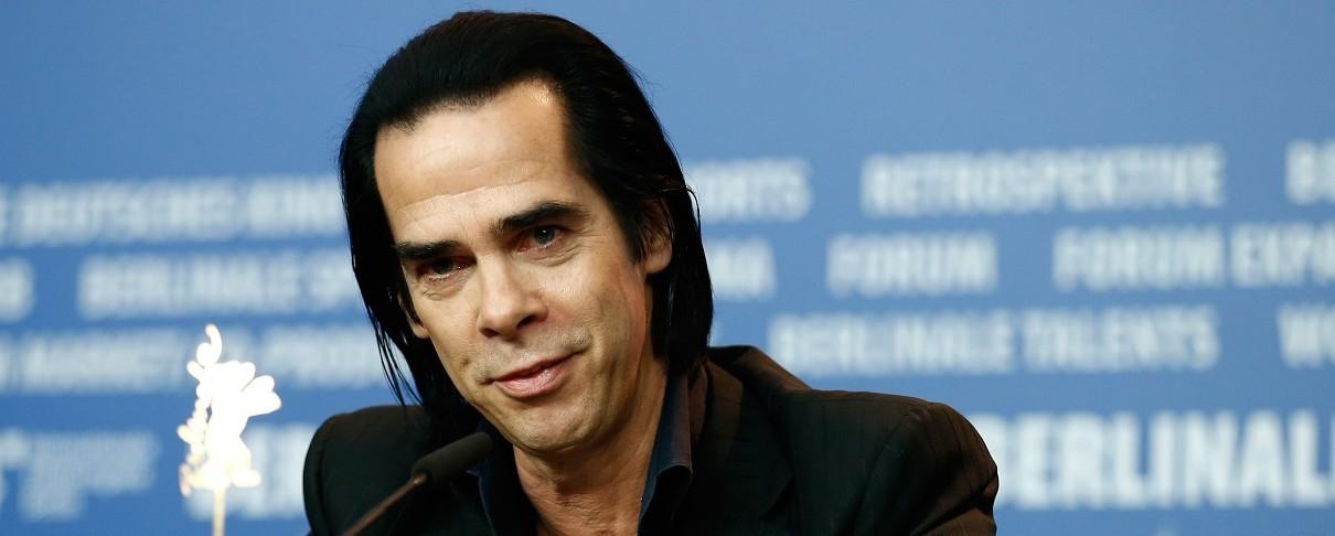 Ο Nick Cave συνδιαλέγεται με το κοινό του