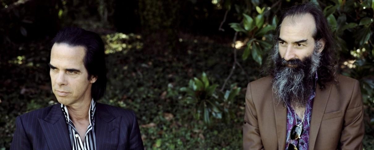 Ακούστε δυο νέα κομμάτια των Nick Cave και Warren Ellis