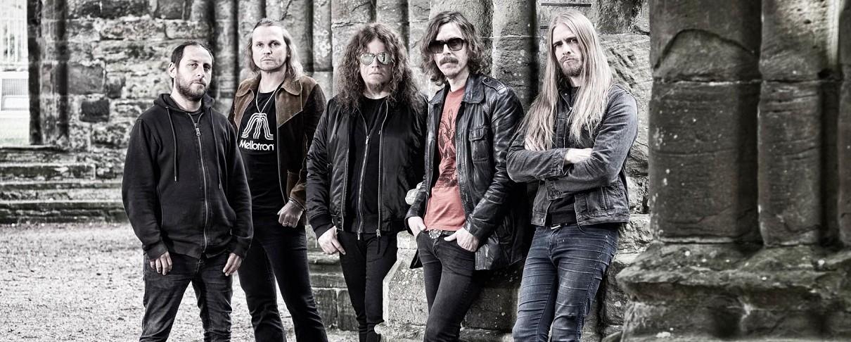 Νέο live άλμπουμ και DVD από τους Opeth