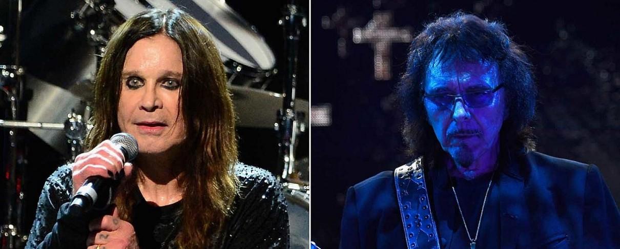 Ozzy: «Δεν μου αρέσει να δουλεύω με τον Tony Iommi...»