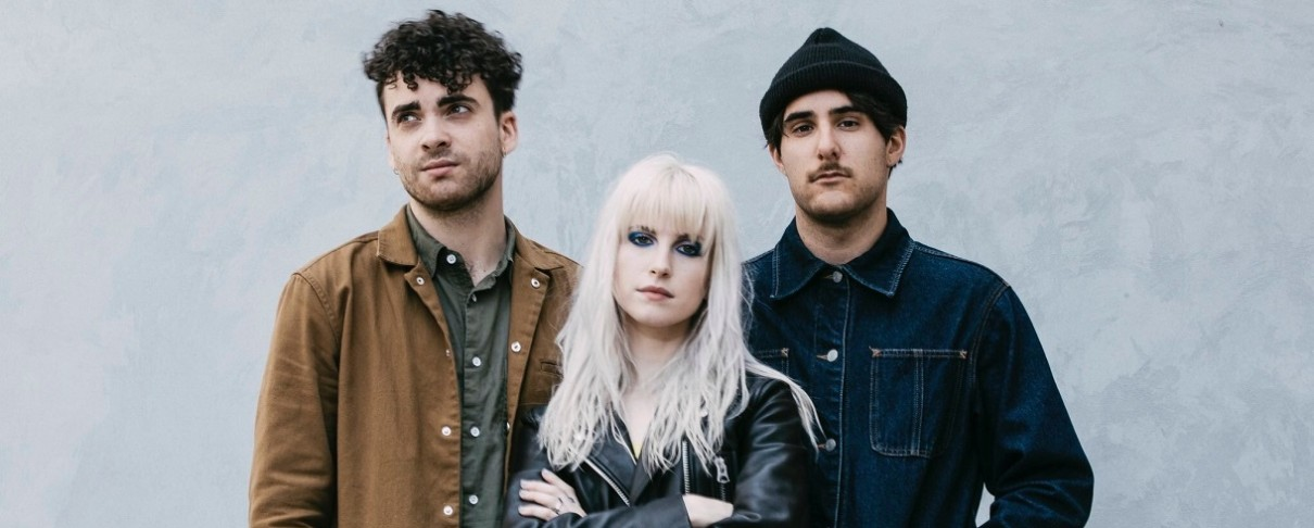 Οι Paramore επιστρέφουν στα '80s