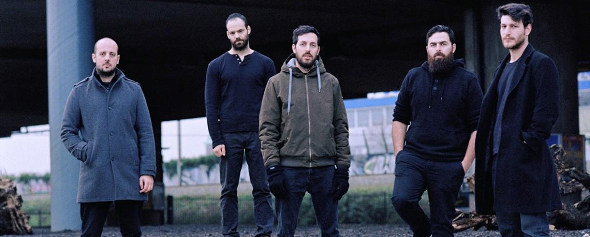 Οι Αθηναίοι Playgrounded με τους Nine Inch Nails στο Amsterdam
