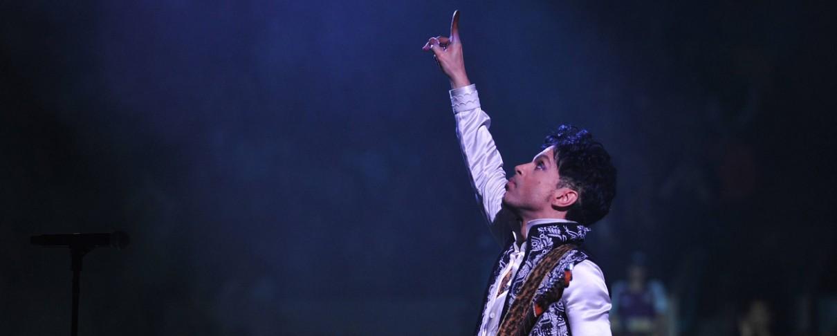 Στα σκαριά βιογραφία του Prince
