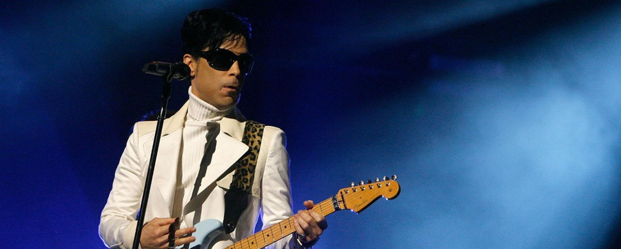 Ακυκλοφόρητο υλικό του Prince μέσα στο 2018