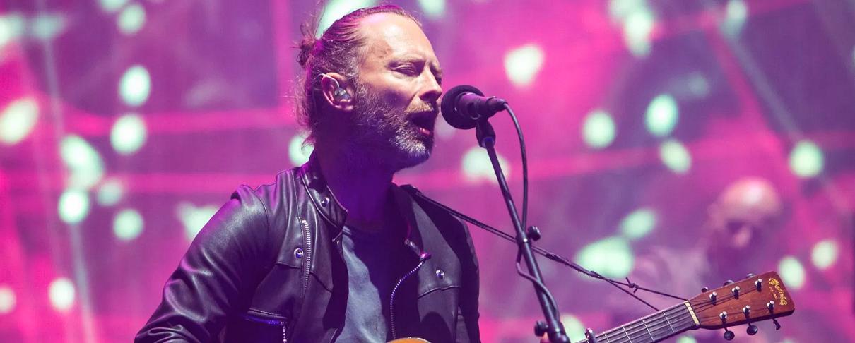 Σπάνιο κομμάτι των Radiohead βλέπει το φως της δημοσιότητας