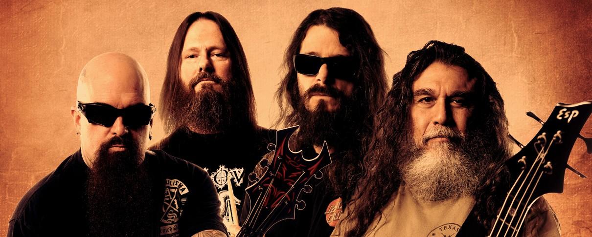 Αποχαιρετιστήρια παγκόσμια περιοδεία για τους Slayer