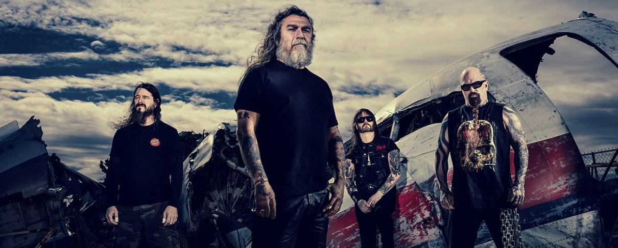 Οι Slayer επιστρέφουν τελικά στην Ελλάδα!