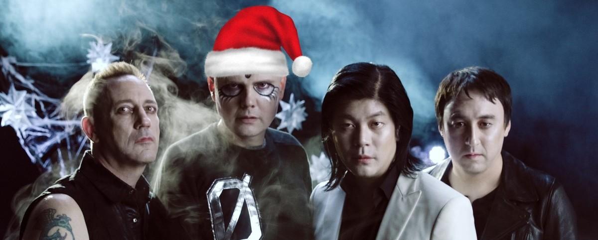 Χριστουγεννιάτικο άλμπουμ από τους Smashing Pumpkins;