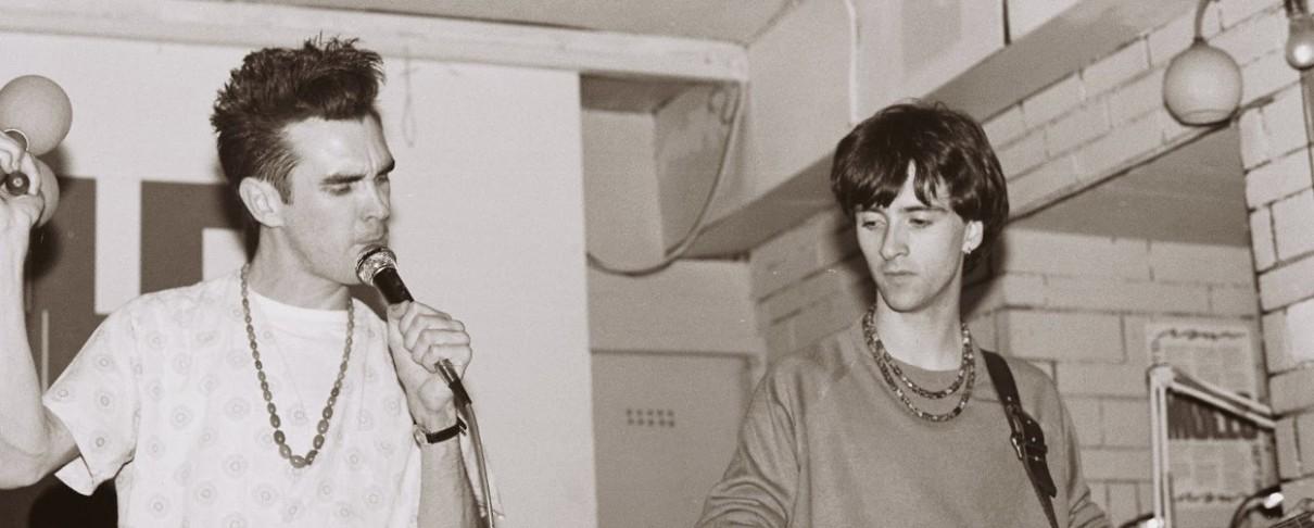 Η ιστορία των The Smiths σε κόμικ