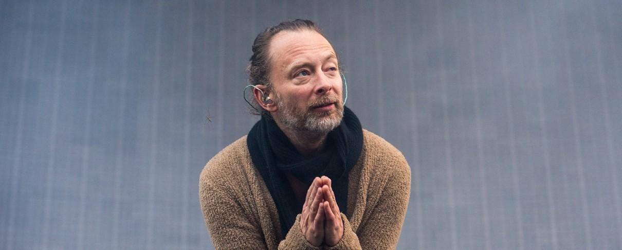 "O Thom Yorke συνθέτει το soundtrack του ""Suspiria"""