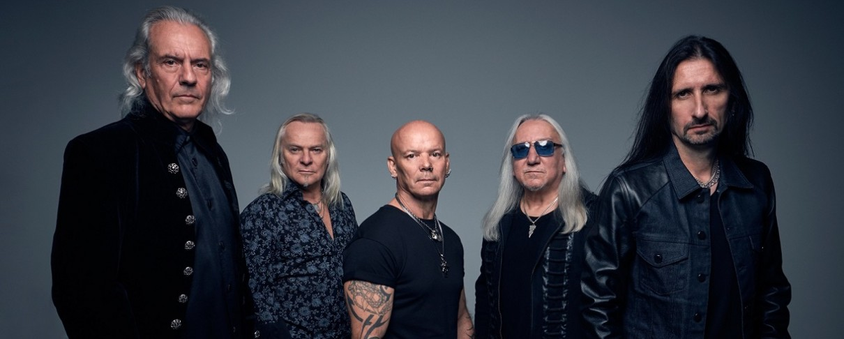 """Grazed By Heaven"": Ολοκαίνουργιο κομμάτι από τους Uriah Heep"