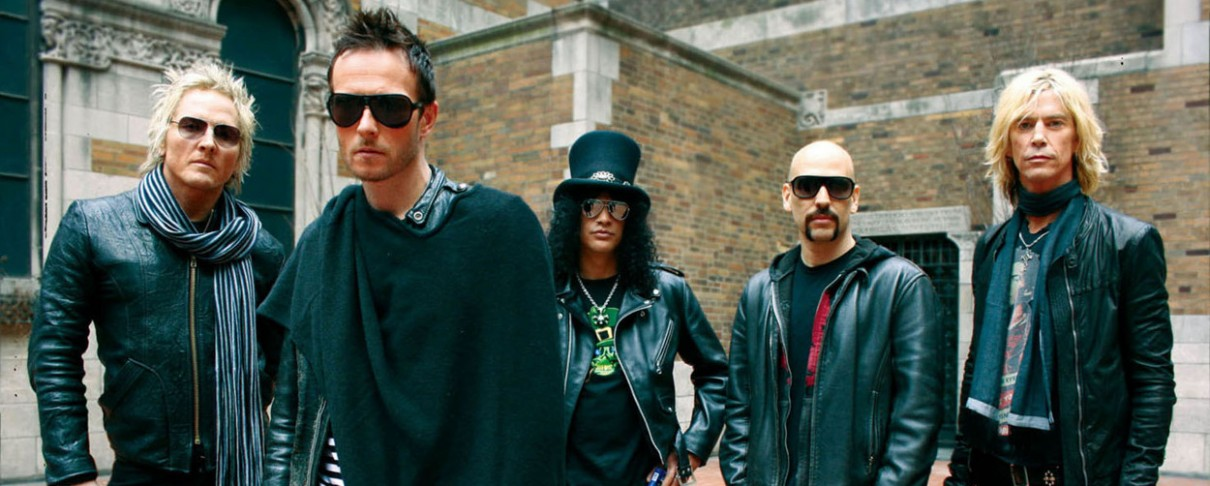 Velvet Revolver: «Δεν μπορέσαμε ποτέ να αντικαταστήσουμε τον Scott Weiland»