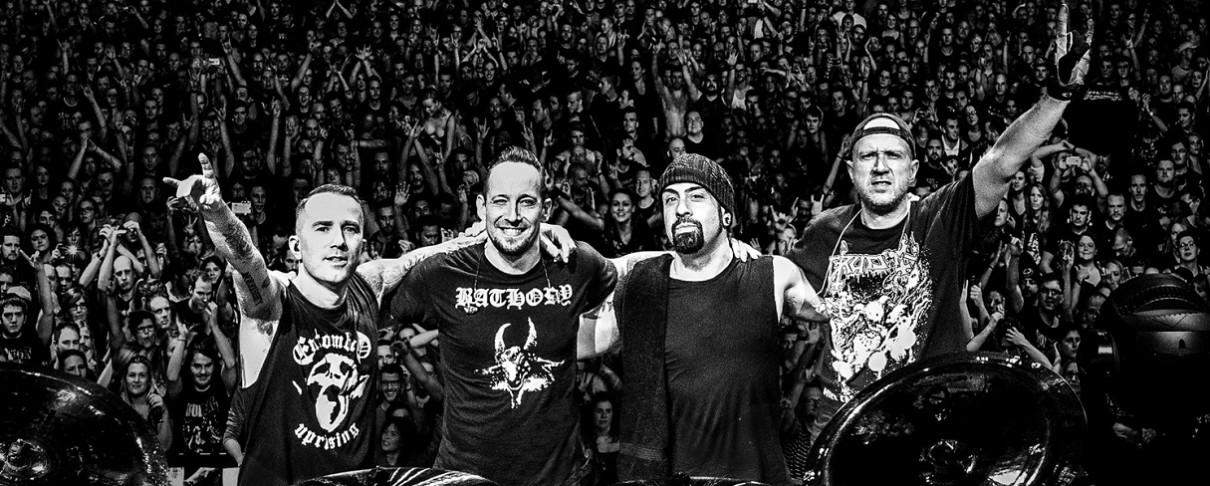 Οι Volbeat ανακοινώνουν live άλμπουμ και συναυλιακό φιλμ