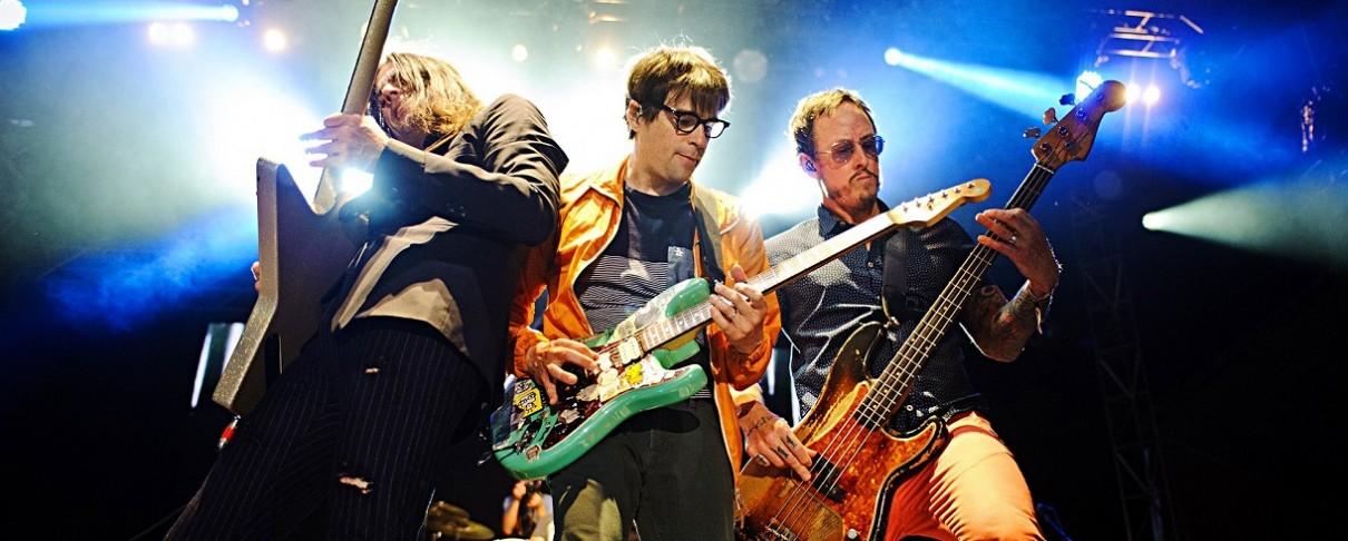 """Οι Weezer διασκευάζουν το """"Africa"""" των Toto"""