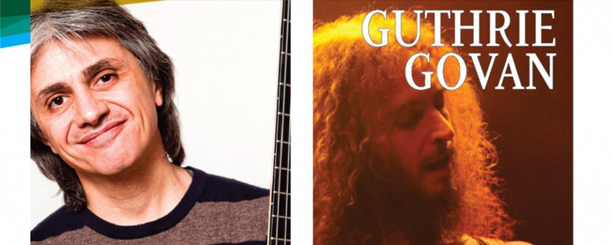 Yiorgos Fakanas Group και Guthrie Govan ηχογραφούν live CD στην Αθήνα