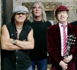 Ο Cliff Williams και η …ρυθμική κιθάρα του Malcolm Young στο νέο άλμπουμ των AC/DC