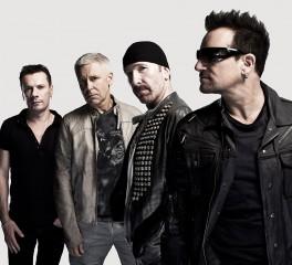 Οι U2 στο στούντιο της Third Man Records του Jack White