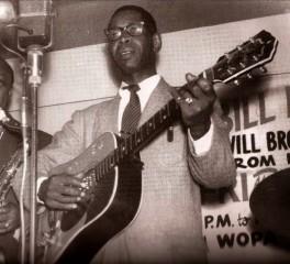 Νέα συλλογή ...διασκευάζει τον «βασιλιά της slide κιθάρας» Elmore James