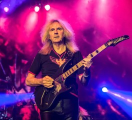 O Glenn Tipton «καλεσμένος» στη σκηνή των Judas Priest (video)