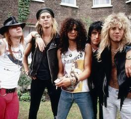 "H ακουστική εκδοχή του ""Move To The City"" των Guns 'N' Roses"