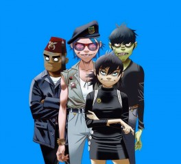 """The Now Now"": Το νέο άλμπουμ των Gorillaz είναι γεγονός"