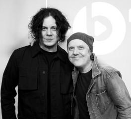 Ο Lars Ulrich συζητά με τον Jack White για hip hop και για συναυλίες χωρίς …κινητά τηλέφωνα